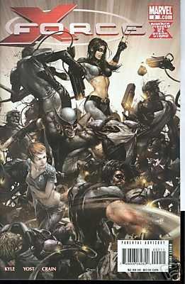 X-FORCE #2 NM(2008)