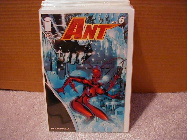 ANT #6  NM - IMAGE