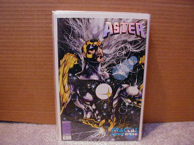 ASTER #1 VF OR BETTER