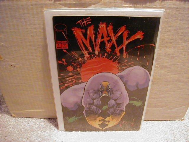 MAXX #1 F/VF