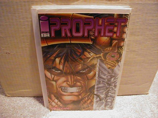 PROPHET #3 VF OR BETTER � IMAGE