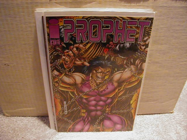 PROPHET #4 VF OR BETTER � IMAGE