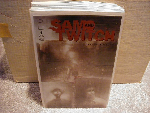 SAM AND TWITCH #4 VF OR BETTER � IMAGE