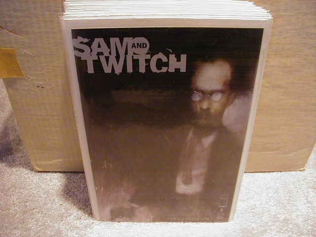 SAM AND TWITCH #6 VF OR BETTER � IMAGE