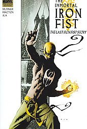 IMMORTAL IRON FIST #1 NM(2007)