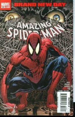 AMAZING SPIDER-MAN #553 NM(2008) BRAND NEW DAY