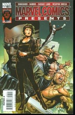 MARVEL COMICS PRESENTS #7 NM (2008)