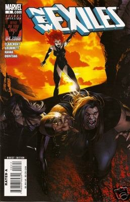 NEW EXILES #3 NM (2008)