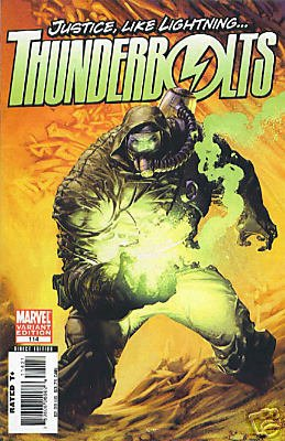 THUNDERBOLTS #114  VF/NM *VARIANT COVER*