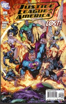 JUSTICE LEAGUE OF AMERICA #19 NM (2008)