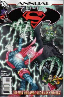 SUPERMAN BATMAN ANNUAL #2 NM (2008)