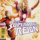 TANGENT: SUPERMAN'S REIGN #1 NM (2008)