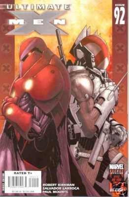 ULTIMATE X-MEN #92 NM (2008)