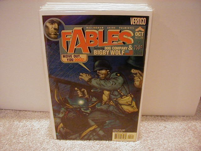 FABLES #28 VF/NM