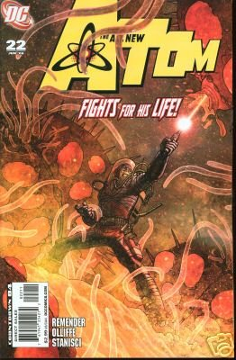 ALL NEW ATOM #22 NM (2008)