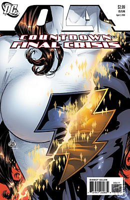 COUNTDOWN TO FINAL CRISIS #4 NM(2008)