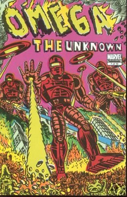 OMEGA THE UNKNOWN #7 NM (2008)
