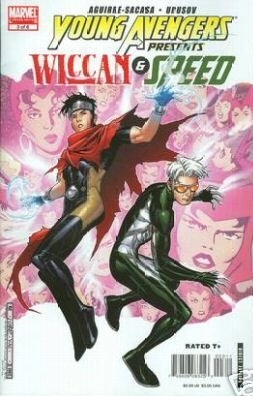 YOUNG AVENGERS PRESENTS #3 NM (2008)