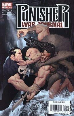 PUNISHER WAR JOURNAL #15 NM (2008)