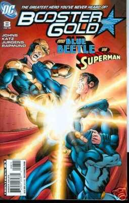 BOOSTER GOLD #8 NM (2008)