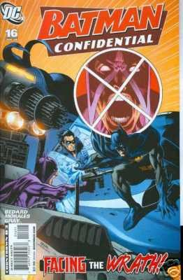 BATMAN CONFIDENTIAL #16 NM (2008)