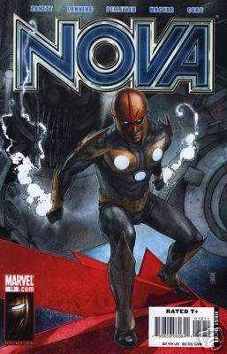 NOVA #12 NM (2008)