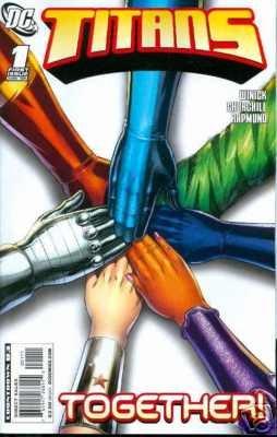 TITANS #1 NM (2008)