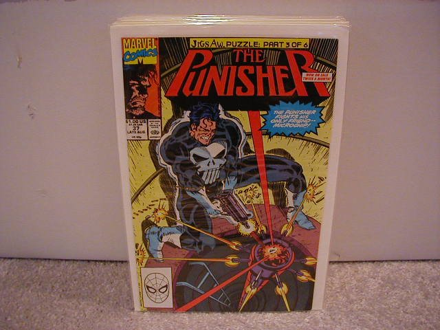 PUNISHER #37 VF/NM(1987)