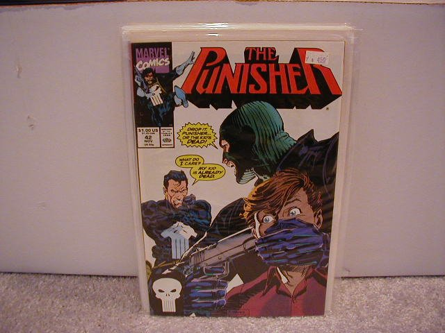 PUNISHER #42 VF/NM(1987)