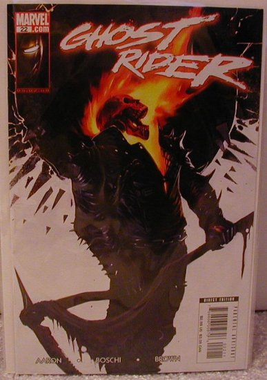 GHOST RIDER #22 NM  (2008)