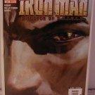 IRON MAN DIRECTOR OF SHIELD #28 NM (2008)