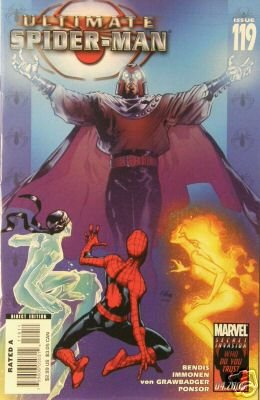 ULTIMATE SPIDER-MAN #119 NM (2008)