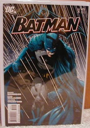 BATMAN #675 NM (2008)