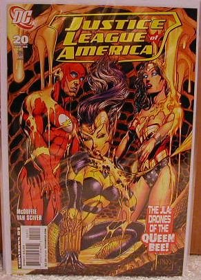 JUSTICE LEAGUE OF AMERICA #20 NM (2008)