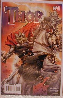 THOR #8 NM (2008)  �A� COVER