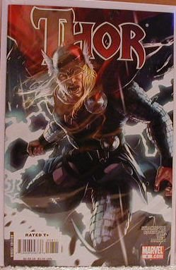THOR #8 NM (2008)  �B� COVER