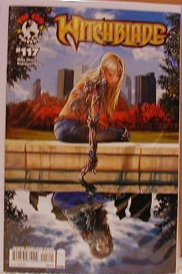 WITCHBLADE #117A  NM
