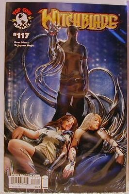 WITCHBLADE #117 B NM