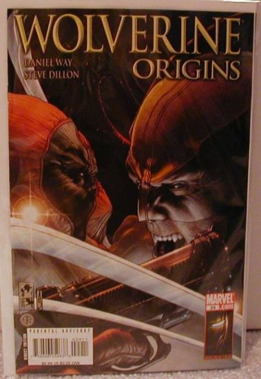 WOLVERINE ORIGINS #24 NM