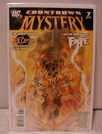 COUNTDOWN TO MYSTERY #7 NM (2008)