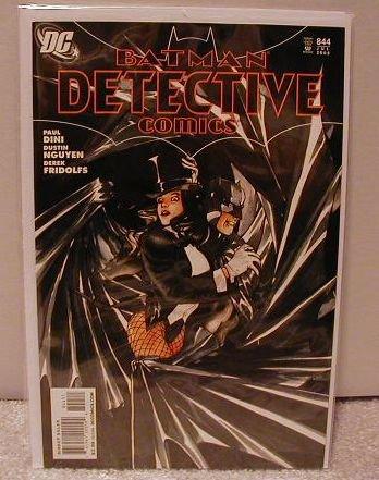 DETECTIVE COMICS #844 NM (2008)