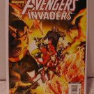 AVENGERS INVADERS # 1 NM (2008)ALEX ROSS COVER