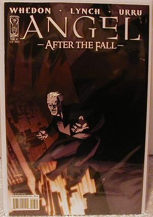ANGEL AFTER THE FALL #7 COVER B NM (2008)