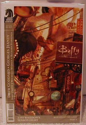 BUFFY THE VAMPIRE SLAYER SEASON EIGHT #14 NM