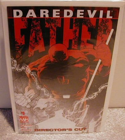 DAREDEVIL FATHER #1 DIRECTOR�S CUT VF/NM