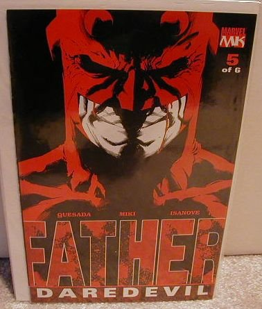DAREDEVIL FATHER #5 VF/NM