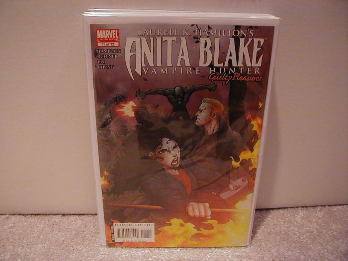 ANITA BLAKE # 11 OF 12 NM (2008)