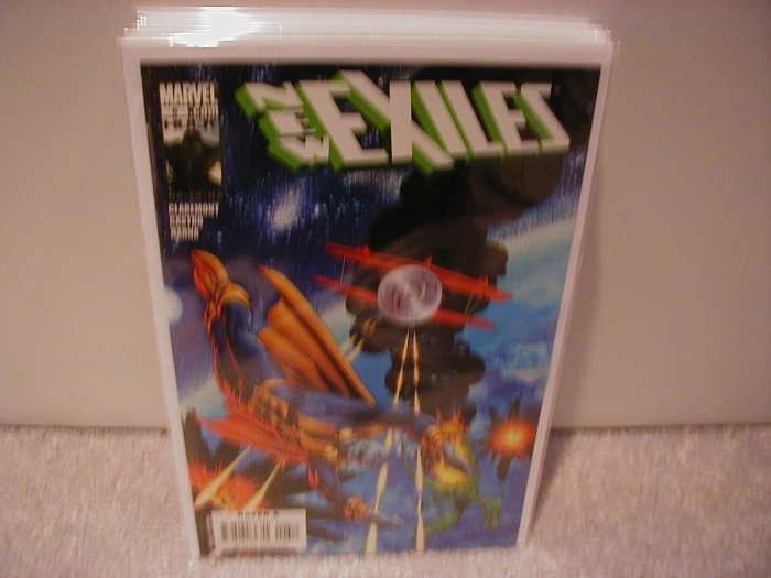 NEW EXILES # 6 NM (2008)