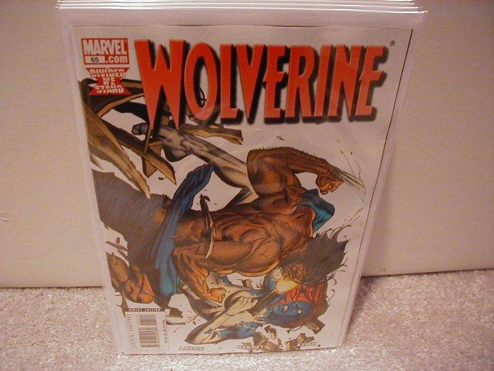 WOLVERINE #65 NM (2008)
