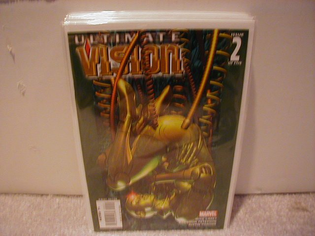 ULTIMATE VISION # 2 VF/NM